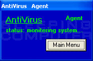 Minimized AntiVirus Agent