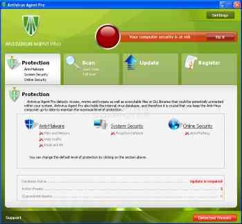 Antivirus Agent Pro Image