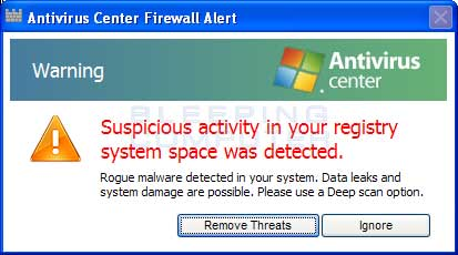 Fake Firewall Alert #2