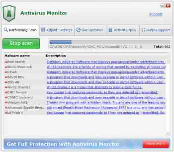 Antivirus Monitor Image