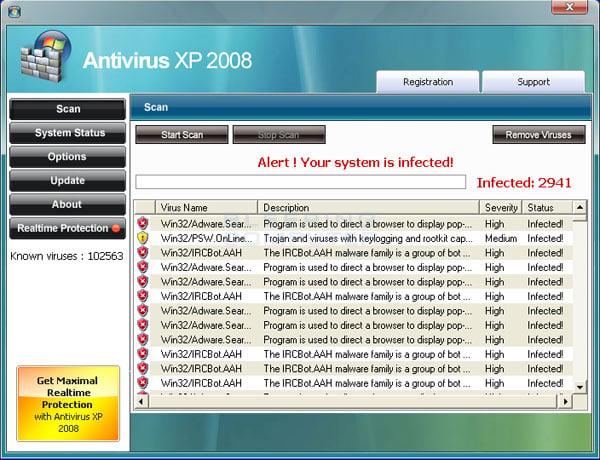 антивирус для Xp скачать бесплатно на русском - фото 7