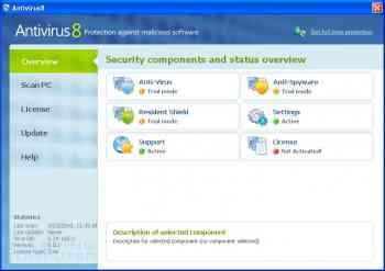 Antivirus8 Image