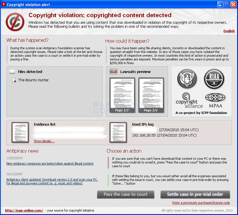 copyright violation The internet & copyright wsu is also vicariously liable for copyright infringement it is in violation of the electronic publishing and appropriate use policy to.