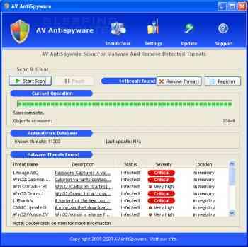 AV AntiSpyware Image