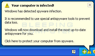 Awola 6 Fake Security Alert