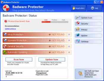 Badware Protector Image