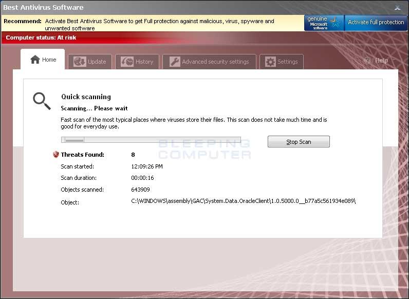 Download nag screen dll