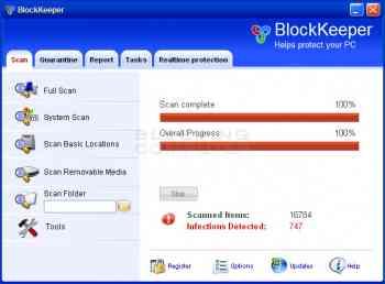 BlockKeeper Image
