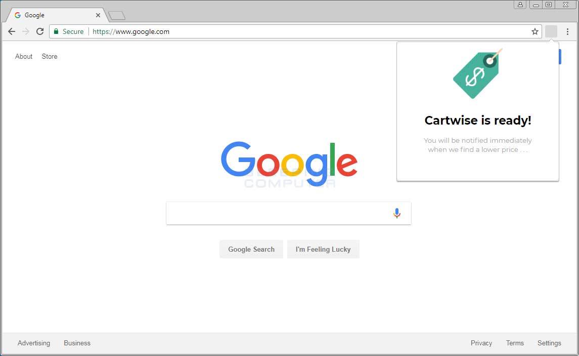 CartWise Chrome Extension