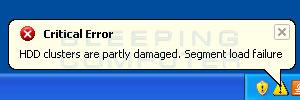 Old Version: Fake Alert