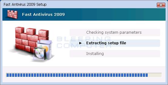 Fast Antivirus Installer