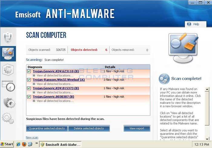 Remove the FBI Anti-Piracy Warning MoneyPak Ransomware