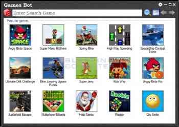 Games Bot Image