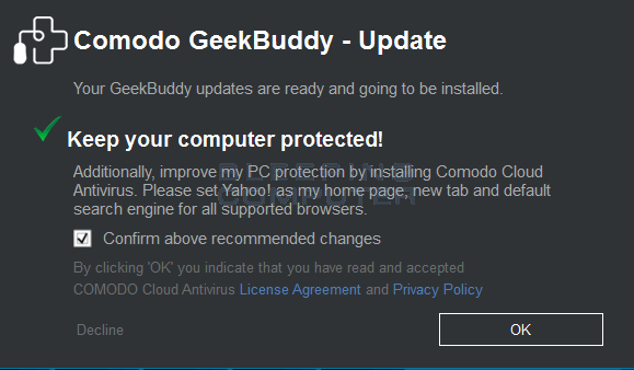 Comodo Cloud Antivirus Offer