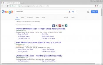 Ads by Ghostify Screenshot