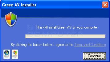 Green AV Installer