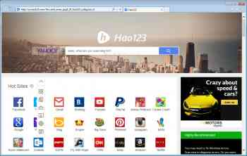 Remove Us.hao123.com Browser Hijacker (Removal Guide) Image