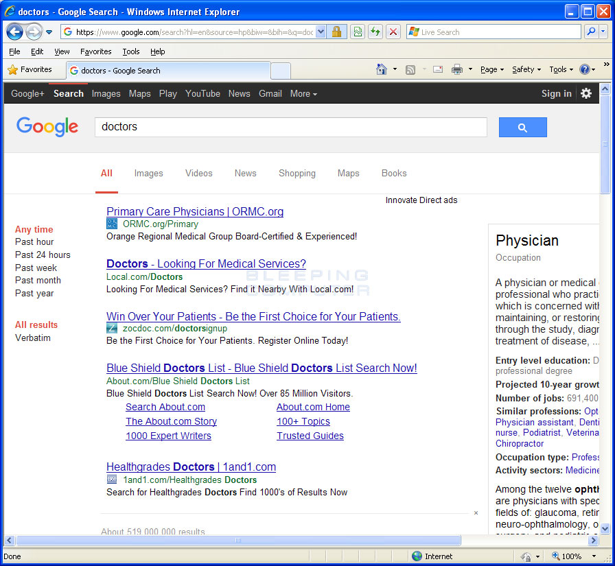 Innovate Direct Ads in Google