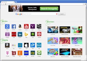 Iwatchavi.com Browser Hijacker Screenshot