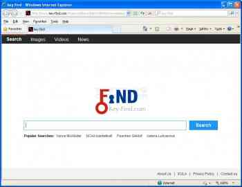 Key-find.com Screenshot