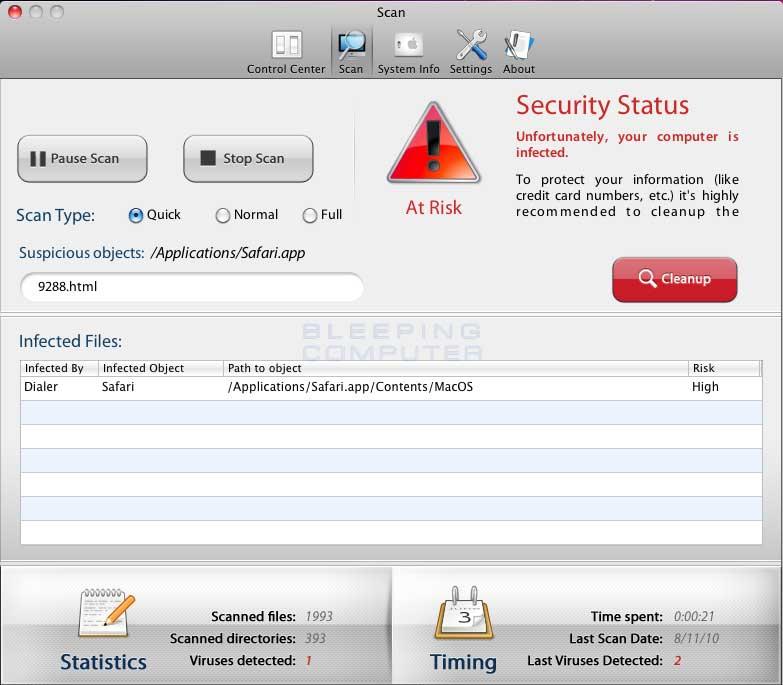 Remove Mac Defender (Uninstall Guide)