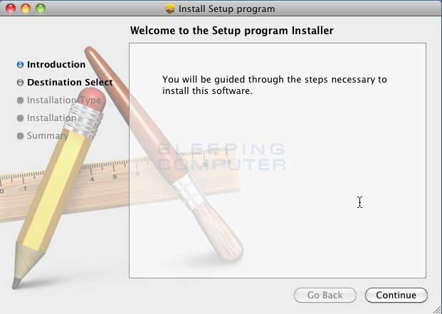 Mac Shield Installer