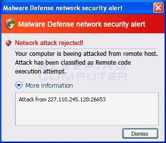 Fake Security Warning #2
