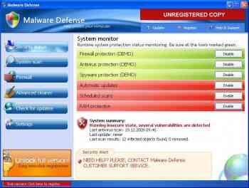 Malware Defense Image