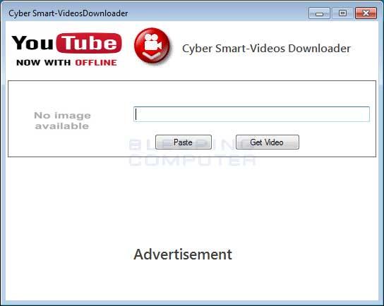 MaxPlayer or Cyber Smart-VideosDownloader Scam