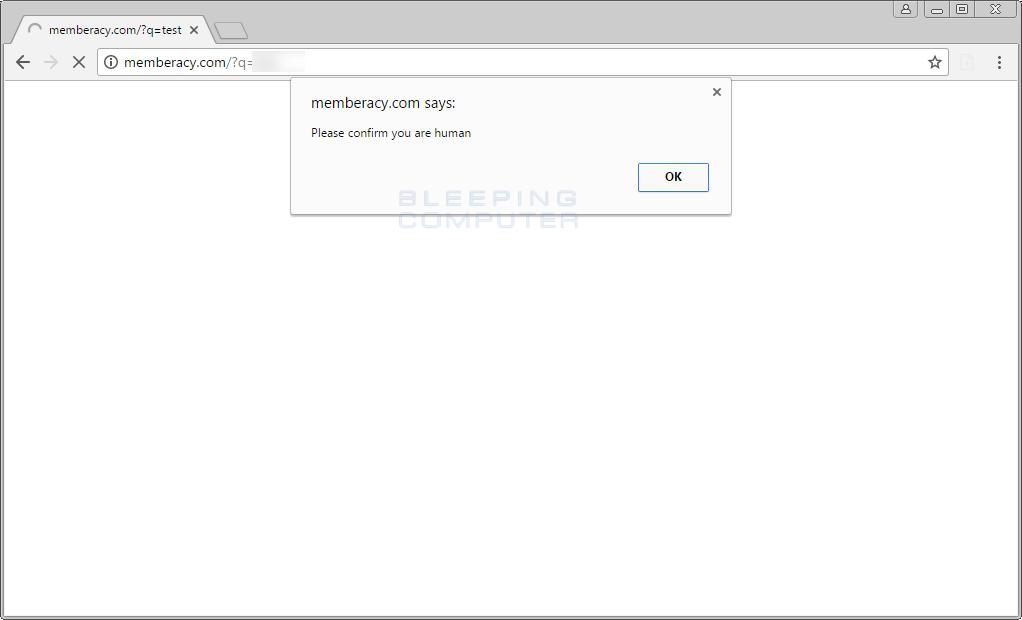 Memberacy.com Search Redirect