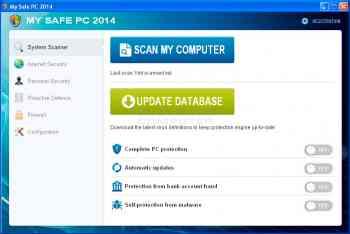 My Safe PC 2014 Image