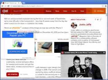 How to remove Netsafe Offers Advertisements Image