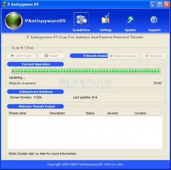 P Antispyware 09 Image