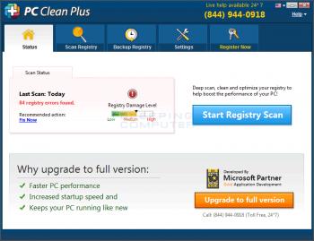PC Clean Plus Image