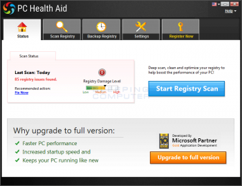 PC Health Aid Image