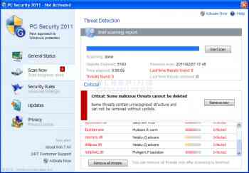 PC Security 2011 Image