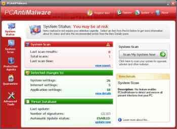 PCAntiMalware Image