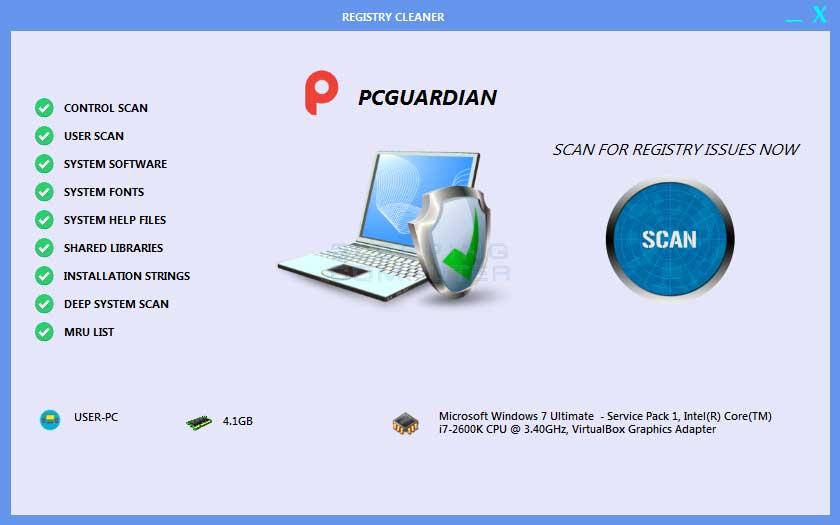 PCguardian