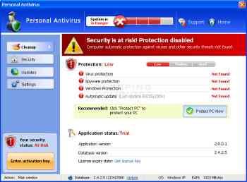 Personal Antivirus Image