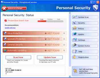 Personal Security Image