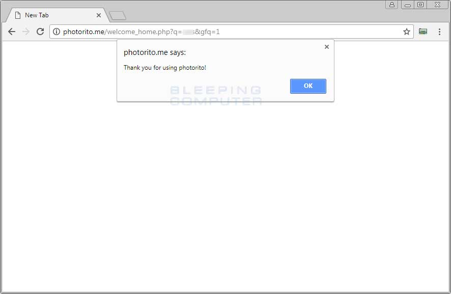 Photorito.me Search Redirect
