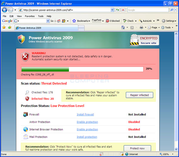 how to stop antivirus from blocking a program