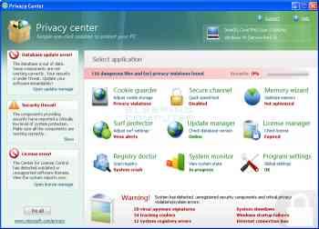 Privacy Center Image