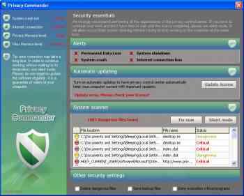 Privacy Commander Image