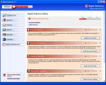 RapidAntivirus Image