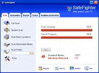 SafeFighter Image