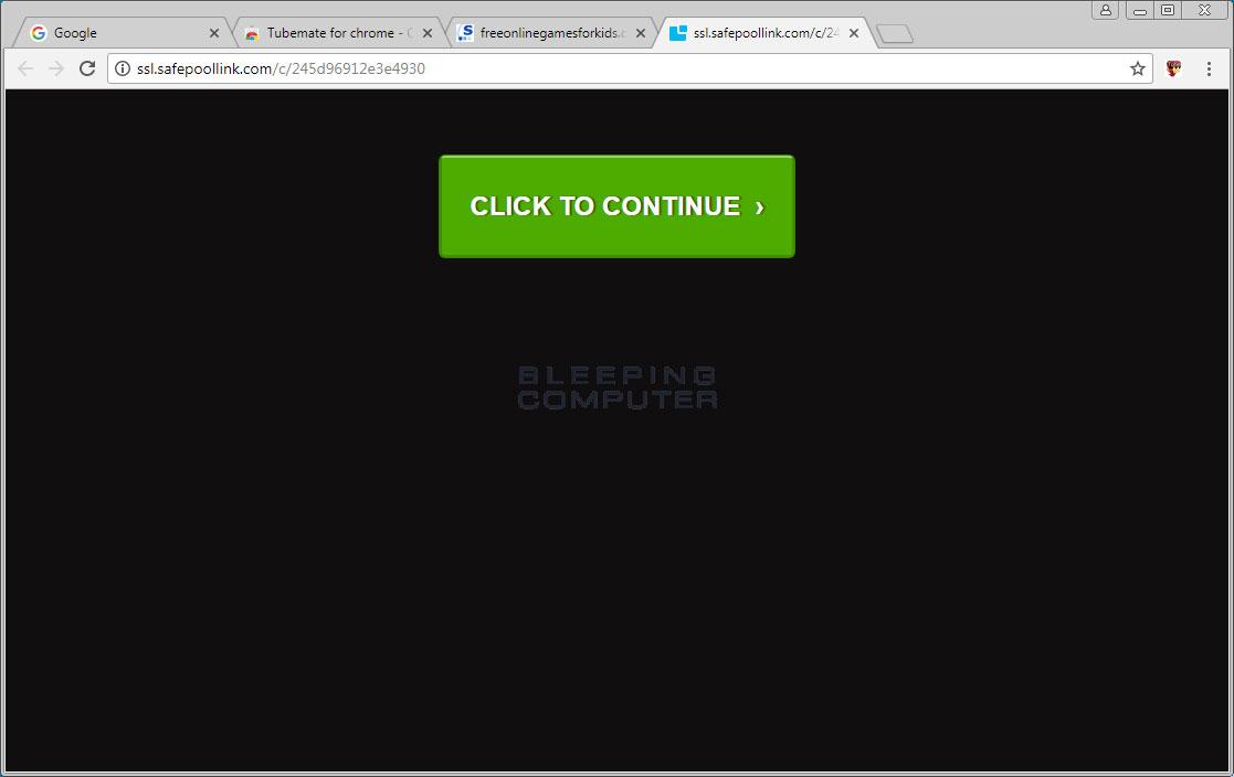 Safepoollink.com Page