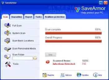 SaveArmor Image