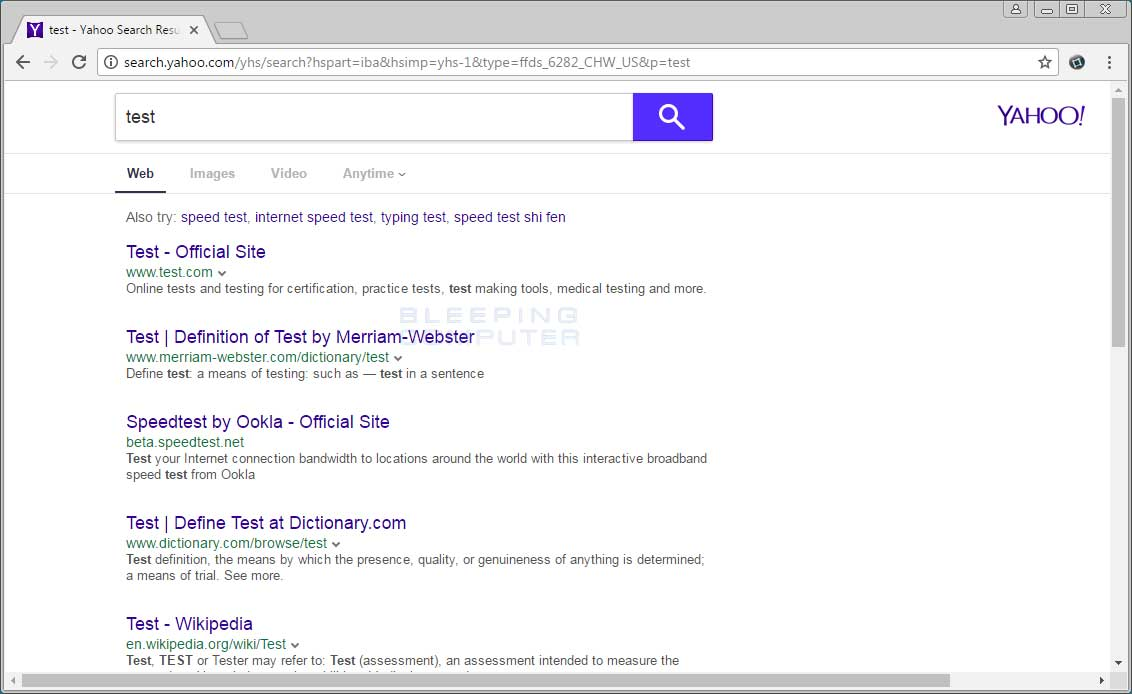 Search.yahoo.com Search Results