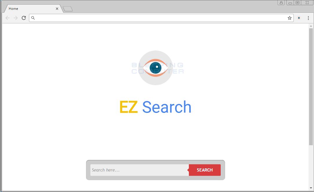 EZ Search Page